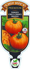 Tomato Chef's Choice Orange