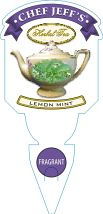 Mint Lemon Tea