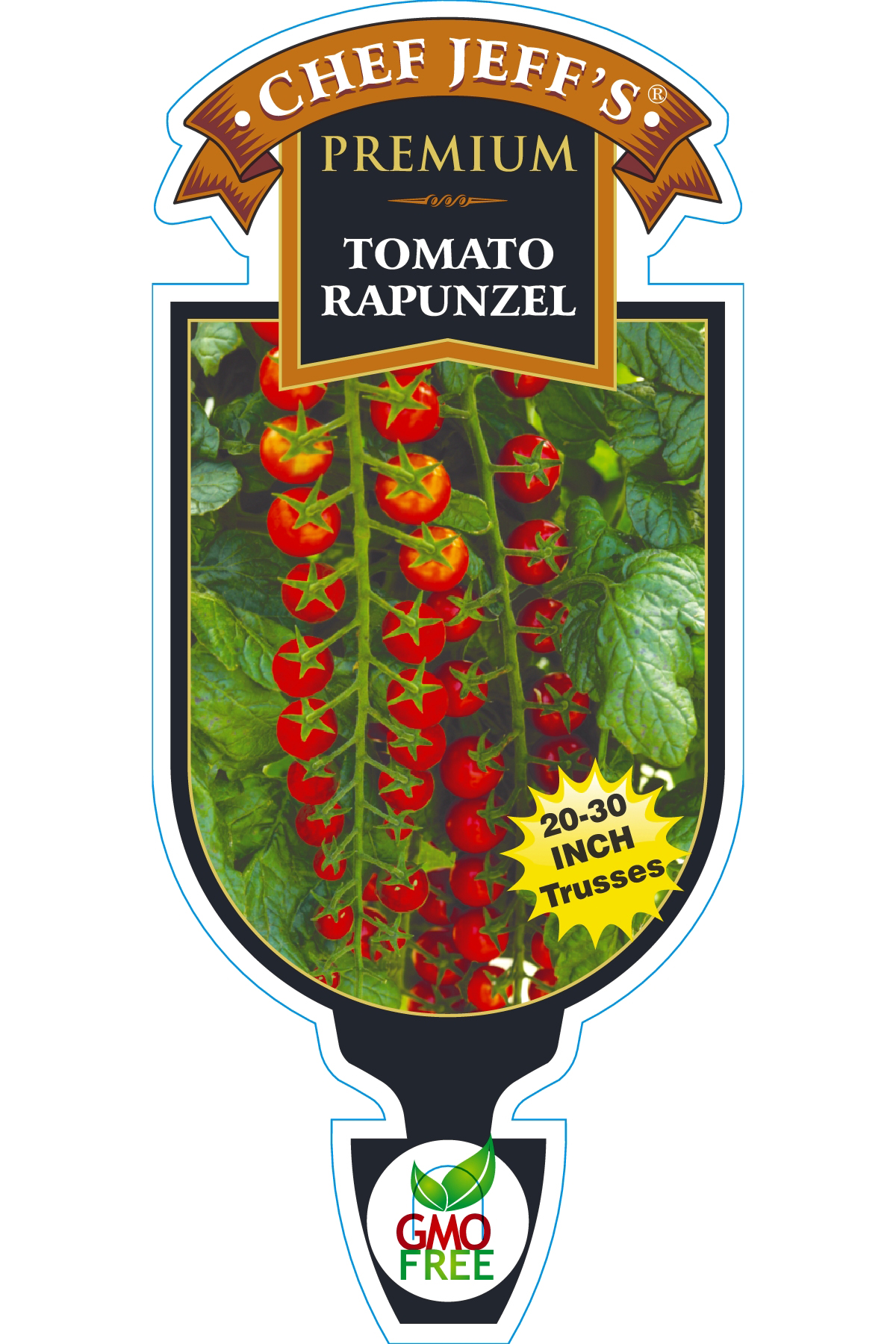 Tomato Rapunzel